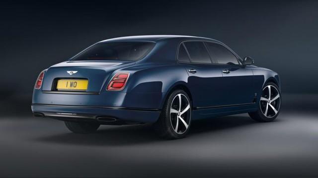 Bentley dừng sản xuất Mulsanne cùng động cơ V8 6,75 lít huyền thoại - Ảnh 3.