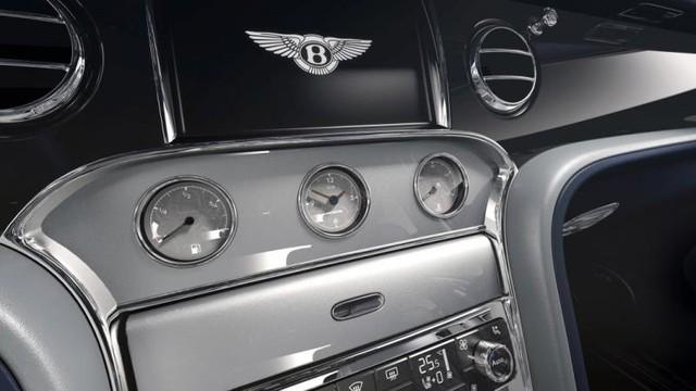 Bentley dừng sản xuất Mulsanne cùng động cơ V8 6,75 lít huyền thoại - Ảnh 5.