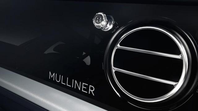 Bentley dừng sản xuất Mulsanne cùng động cơ V8 6,75 lít huyền thoại - Ảnh 8.