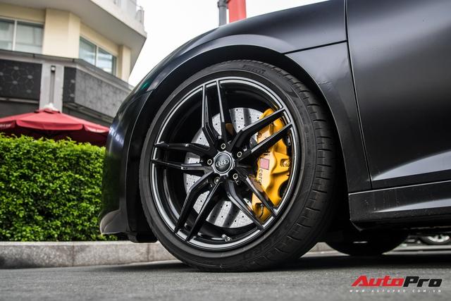 Đại gia Bình Phước tậu Audi R8 V10 Plus từng thuộc sở hữu của Cường Đô-la - Ảnh 6.