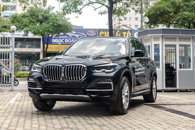 BMW X5 2020 thêm trang bị như X7, khách Việt không cần bỏ hàng chục triệu độ thêm - Ảnh 1.