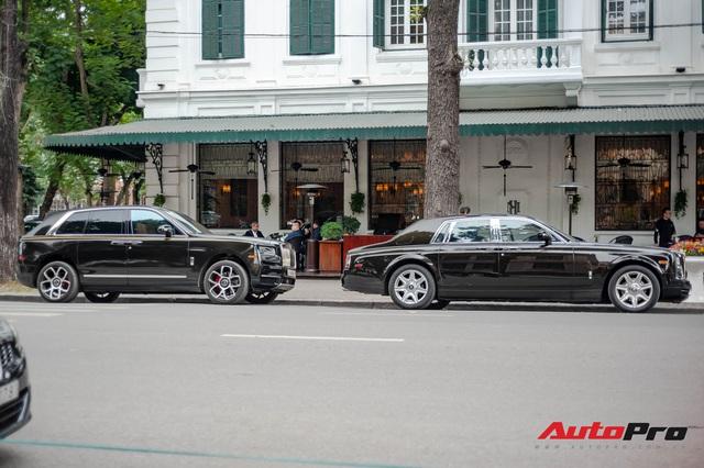 Bộ 3 xe siêu sang của đại gia Hà thành hội ngộ, chiếc nào cũng có chi tiết đặc biệt - Ảnh 2.