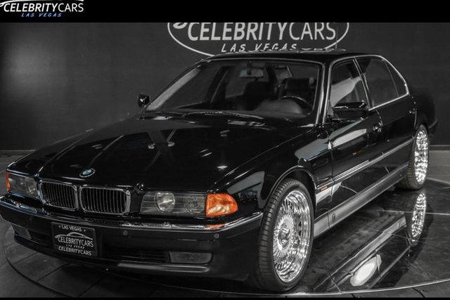 BMW 7-Series của huyền thoại nhạc Rap rao giá hơn 40 tỷ - Ảnh 2.