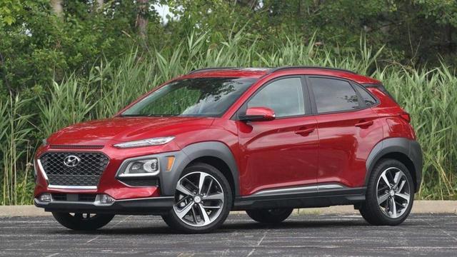 SUV đô thị cỡ nhỏ năm 2019: Hyundai Kona 'bất bại' - Ảnh 1.