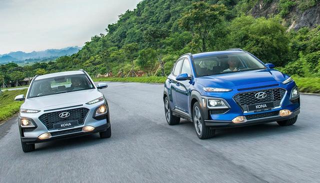 SUV đô thị cỡ nhỏ năm 2019: Hyundai Kona 'bất bại' - Ảnh 2.