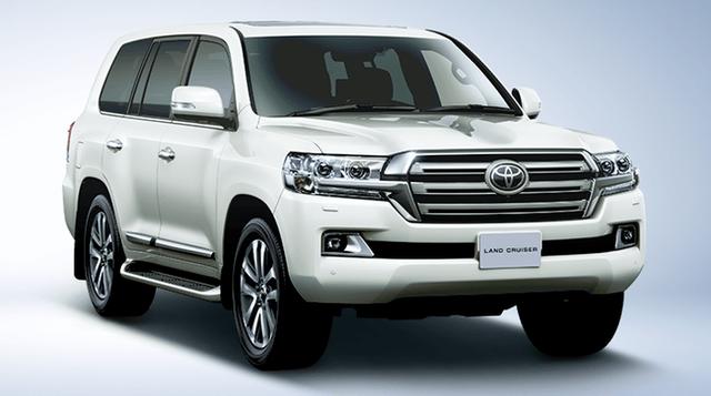 Toyota Land Cruiser thế hệ mới sẽ được trang bị động cơ hybird - Ảnh 1.