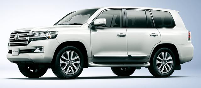 Toyota Land Cruiser thế hệ mới sẽ được trang bị động cơ hybird - Ảnh 2.