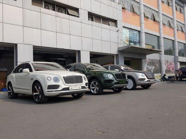 Bentley Bentayga sang chảnh với bodykit sợi carbon - Ảnh 1.