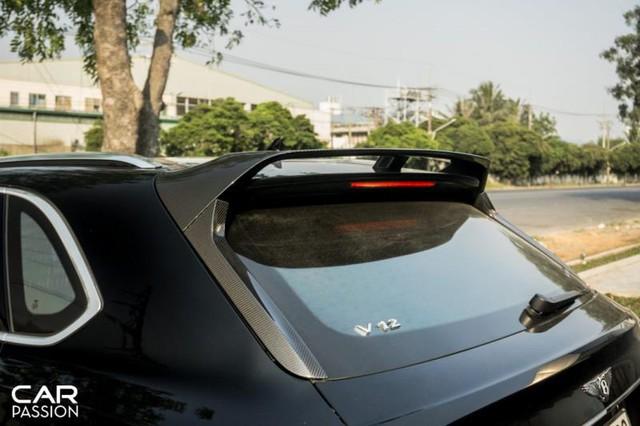 Bentley Bentayga sang chảnh với bodykit sợi carbon - Ảnh 3.