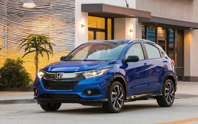 SUV đô thị cỡ nhỏ năm 2019: Hyundai Kona 'bất bại' - Ảnh 4.