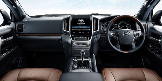 Toyota Land Cruiser thế hệ mới sẽ được trang bị động cơ hybird - Ảnh 4.