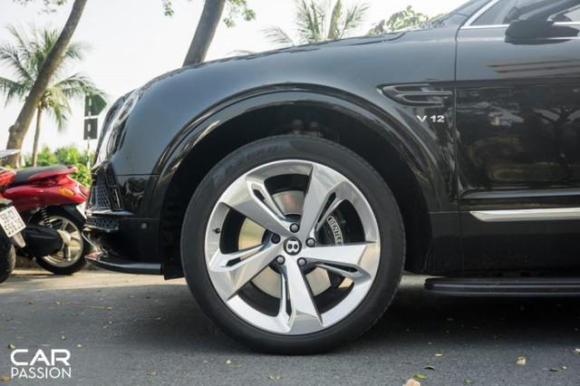 Bentley Bentayga sang chảnh với bodykit sợi carbon - Ảnh 4.