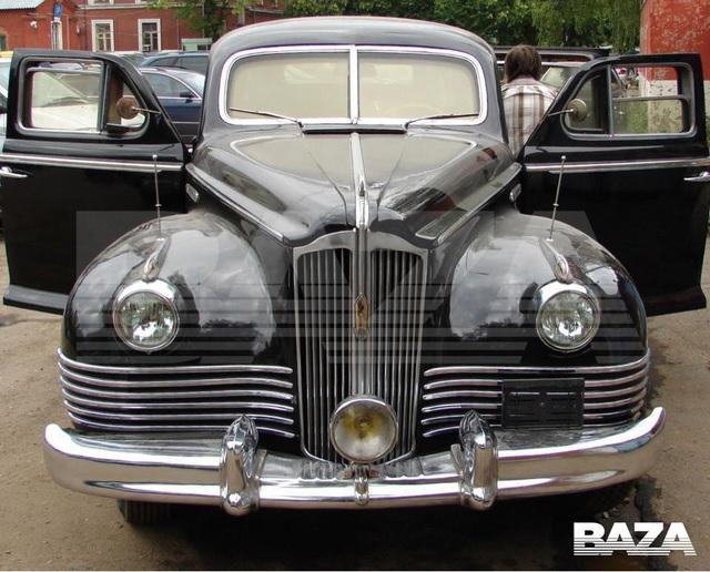 Limousine triệu USD từng của Stalin bất ngờ bị trộm nhưng vì... nặng quá mà không lấy được - Ảnh 1.