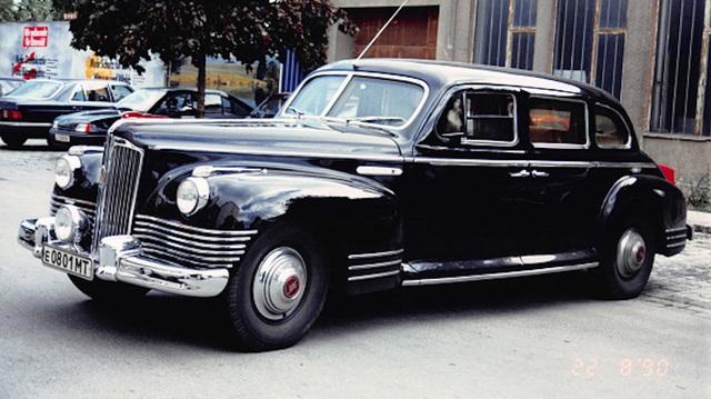 Limousine triệu USD từng của Stalin bất ngờ bị trộm nhưng vì... nặng quá mà không lấy được