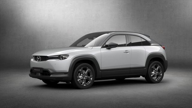 Làm ra xe điện mở cửa như Rolls-Royce nhưng Mazda phải thừa nhận xe điện còn xả thải CO2 nhiều hơn xe xăng - Ảnh 1.