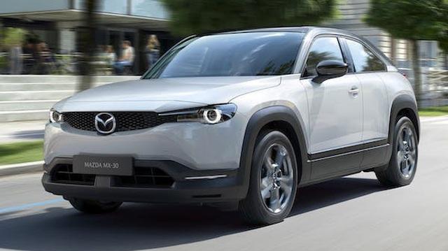 Làm ra xe điện mở cửa như Rolls-Royce nhưng Mazda phải thừa nhận xe điện còn xả thải CO2 nhiều hơn xe xăng