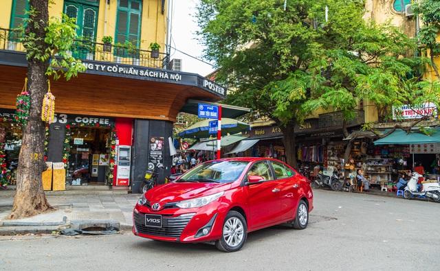 Toyota Vios 2020 ra mắt Việt Nam: Trang bị như xe Hàn, giữ giá, quyết đòi ngôi vương từ Xpander - Ảnh 1.