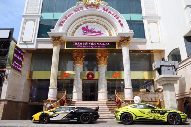 Đại gia Hoàng Kim Khánh mạnh tay lột xác của Lamborghini Aventador S độc nhất Việt Nam - Ảnh 5.