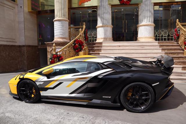 Đại gia Hoàng Kim Khánh mạnh tay lột xác của Lamborghini Aventador S độc nhất Việt Nam - Ảnh 2.