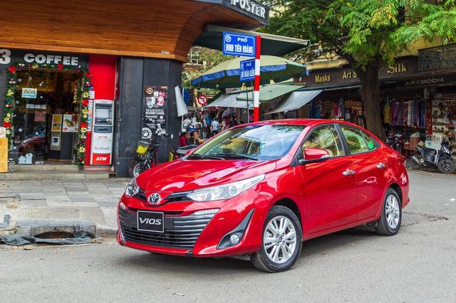 5 bước ngoặt lớn trên thị trường ô tô Việt Nam 2019 - Ảnh 7.