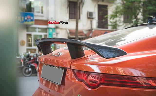 Vừa mua lại xe 1 năm, đại gia Hà Nội đã rao bán Jaguar F-Type độc nhất Việt Nam với giá đắt ngang Mẹc S mua mới - Ảnh 3.