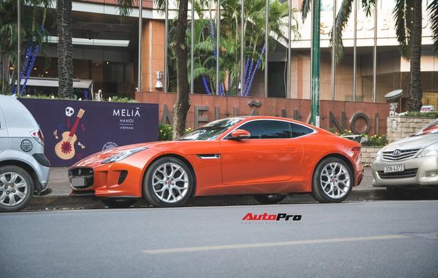 Vừa mua lại xe 1 năm, đại gia Hà Nội đã rao bán Jaguar F-Type độc nhất Việt Nam với giá đắt ngang Mẹc S mua mới - Ảnh 2.