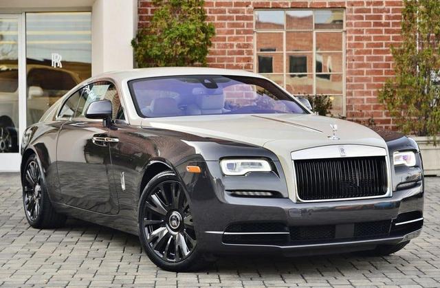 Rolls-Royce Wraith phiên bản tiểu sử đặc biệt chào hàng đại gia Việt với mức giá rẻ sốc 16 tỷ đồng - Ảnh 1.
