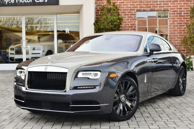 Rolls-Royce Wraith phiên bản tiểu sử đặc biệt chào hàng đại gia Việt với mức giá rẻ sốc 16 tỷ đồng - Ảnh 6.