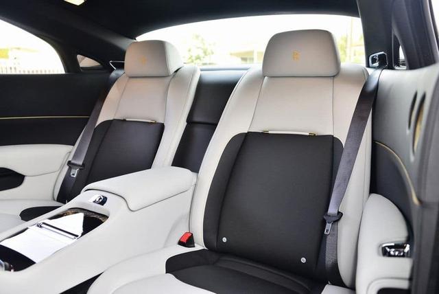 Rolls-Royce Wraith siêu hiếm cả thế giới chỉ có 50 chiếc sắp xuất hiện tại Việt Nam - Ảnh 12.
