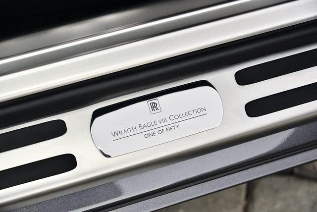 Rolls-Royce Wraith phiên bản tiểu sử đặc biệt chào hàng đại gia Việt với mức giá rẻ sốc 16 tỷ đồng - Ảnh 9.