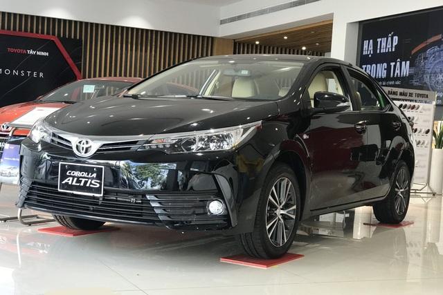 Toyota Corolla Altis và 3 kịch bản lớn tại Việt Nam trước sự vượt mặt của Mazda3 và Kia Cerato - Ảnh 3.