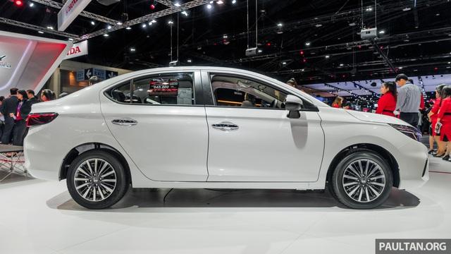 Honda thu hồi City tại Thái Lan, tạm ngưng sản xuất - Ảnh 1.