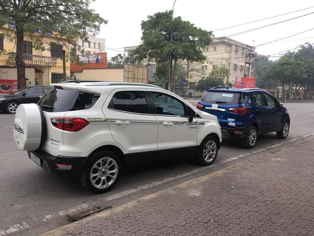 Lộ diện Ford EcoSport 2020 tại Việt Nam: Gỡ bỏ lốp dự phòng gây tranh cãi, thêm tính năng để đòi lại ngôi vương từ Hyundai Kona - Ảnh 3.