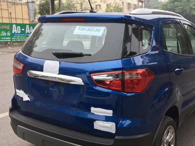 Lộ diện Ford EcoSport 2020 tại Việt Nam: Gỡ bỏ lốp dự phòng gây tranh cãi, thêm tính năng để đòi lại ngôi vương từ Hyundai Kona - Ảnh 4.