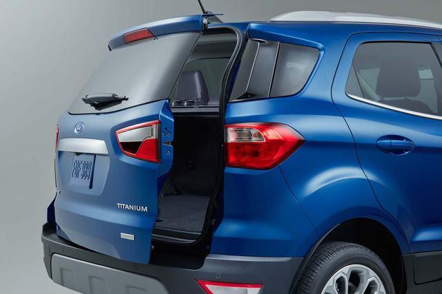 Lộ diện Ford EcoSport 2020 tại Việt Nam: Gỡ bỏ lốp dự phòng gây tranh cãi, thêm tính năng để đòi lại ngôi vương từ Hyundai Kona - Ảnh 5.