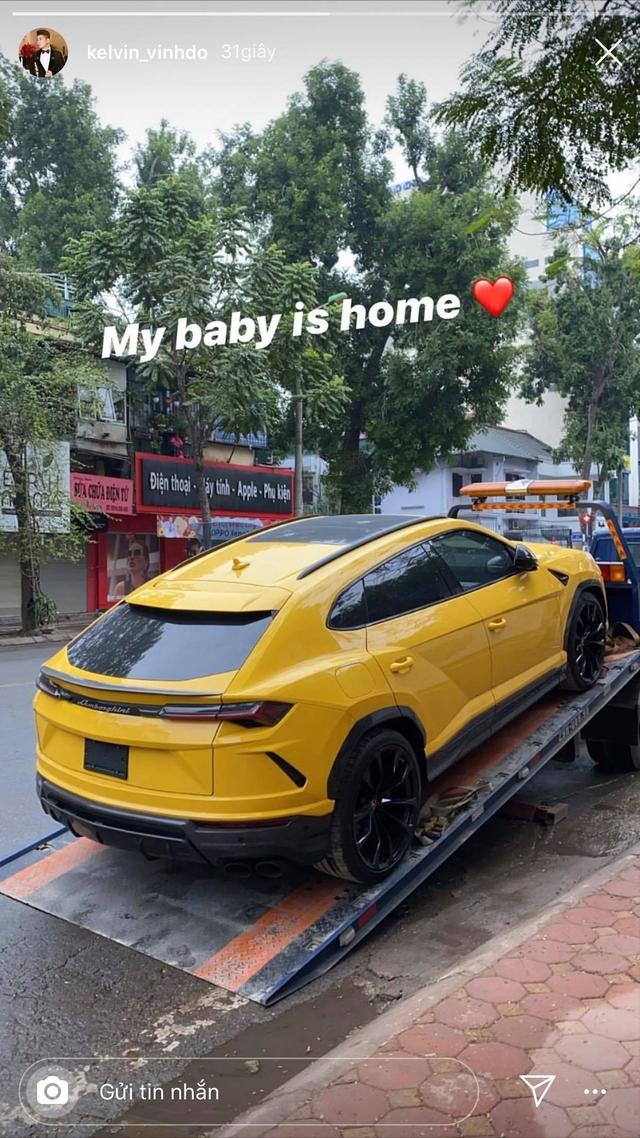 Con trai Bầu Hiển tậu Lamborghini Urus ngày 30 Tết, nhiều trang bị chưa từng xuất hiện tại Việt Nam - Ảnh 1.