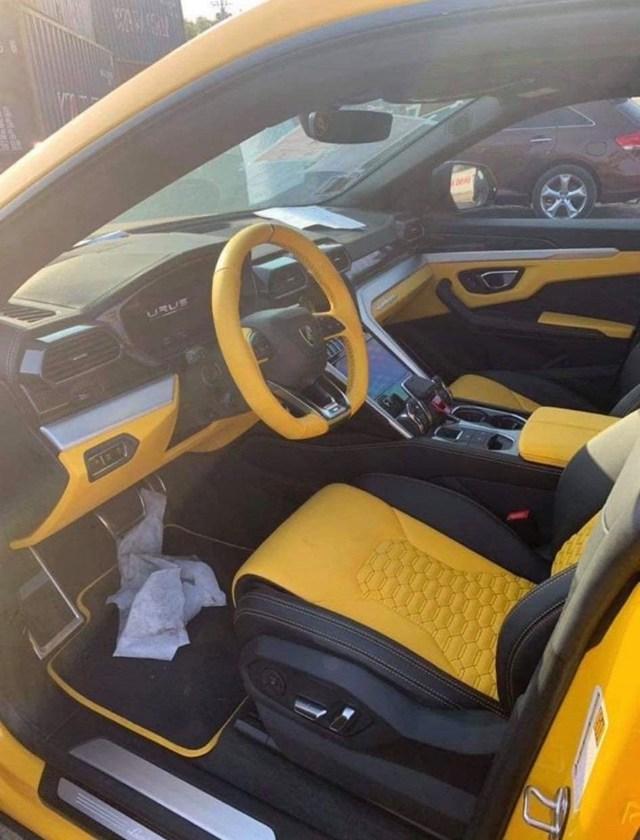 Con trai Bầu Hiển tậu Lamborghini Urus ngày 30 Tết, nhiều trang bị chưa từng xuất hiện tại Việt Nam - Ảnh 4.
