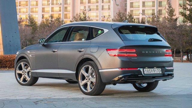 Genesis chơi lớn, tính làm SUV cạnh tranh BMW X7: Khi xe sang Hàn Quốc muốn giành mọi thị phần của xe Đức - Ảnh 2.