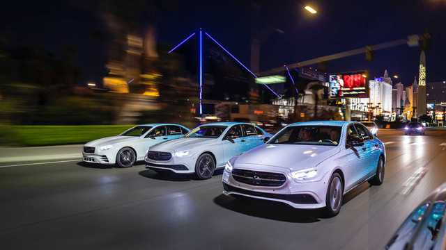Nhá hàng Mercedes-Benz E-Class mới sẽ ra mắt ngay trong năm nay: Quá nhiều thay đổi trong thiết kế - Ảnh 3.