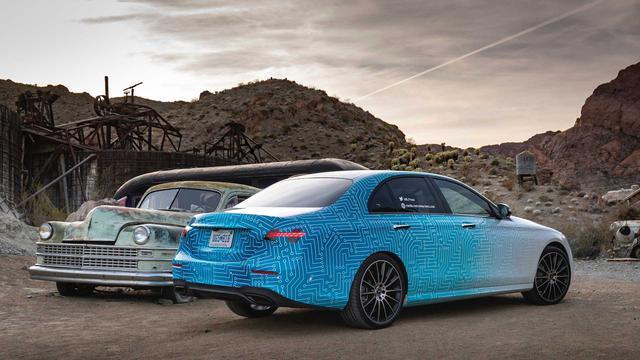 Nhá hàng Mercedes-Benz E-Class mới sẽ ra mắt ngay trong năm nay: Quá nhiều thay đổi trong thiết kế - Ảnh 4.