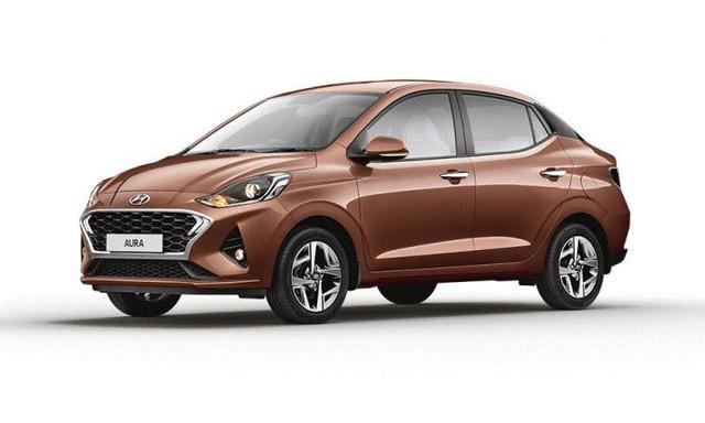 Hyundai ra mắt mẫu Aura dựa trên nền tảng của i10 - Ảnh 1.