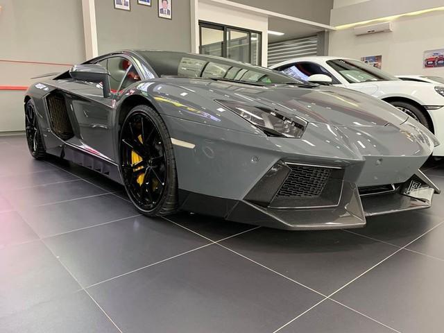 Lamborghini Aventador đắt đỏ liên tục về nước phục vụ đại gia năm 2019 - Ảnh 3.