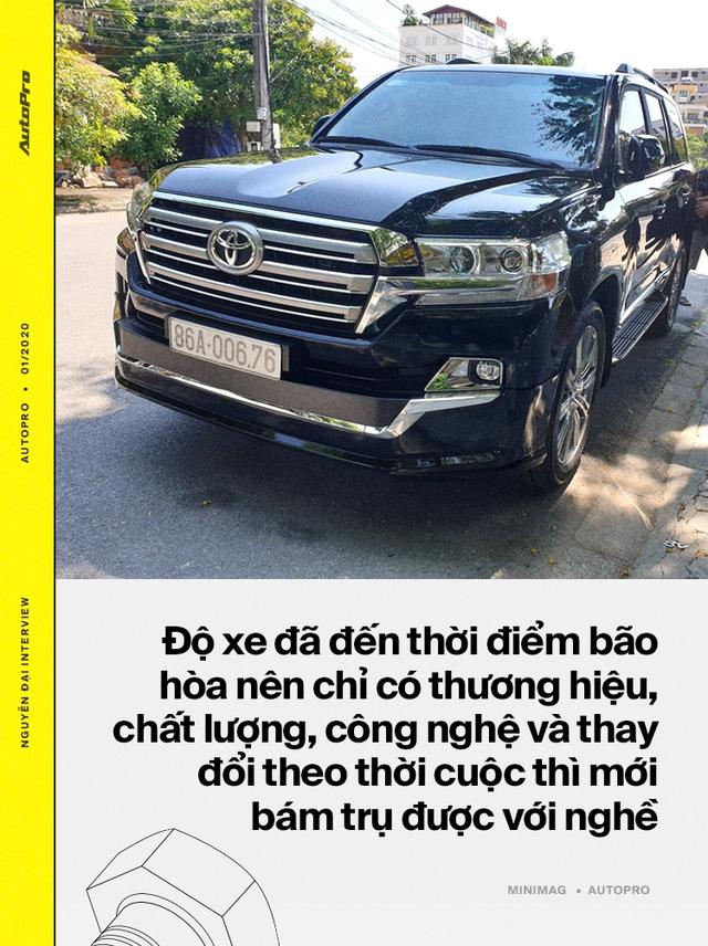 Từ lập trình viên thành 'phù thủy' hô biến lên đời hàng trăm xe sang tại Việt Nam: 'Lexus hay Rolls-Royce đều làm được, chỉ cần có tâm huyết và đam mê' - Ảnh 14.