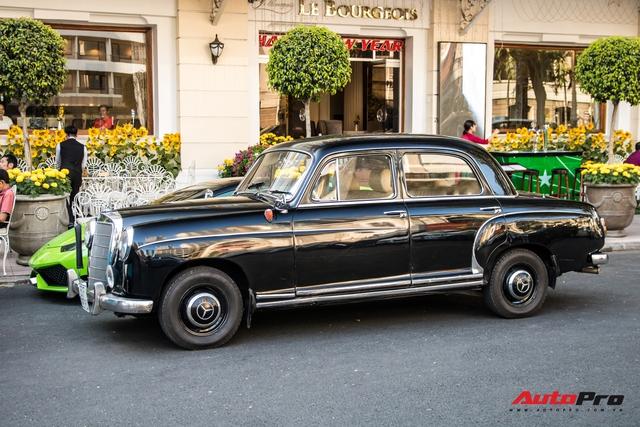 Đại gia Sài Gòn mang loạt siêu xe sặc sỡ đón xuân Canh Tý, một chiếc Mercedes con bọ siêu độc gây ngạc nhiên - Ảnh 5.
