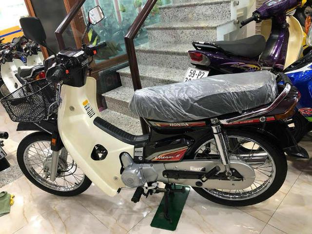 Những mẫu xe máy Thái Lan từng làm mưa làm gió trên đất Việt - Ảnh 1.