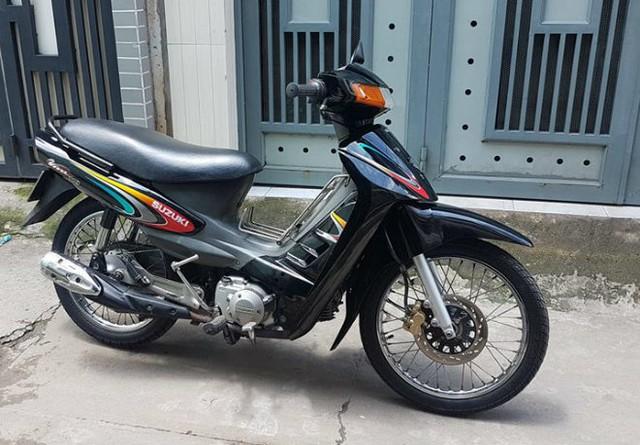 Những mẫu xe máy Thái Lan từng làm mưa làm gió trên đất Việt - Ảnh 3.