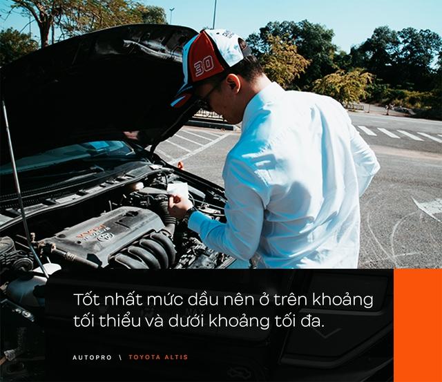 Nhà không có gì ngoài xe, 9X Hà thành chọn 'phá' Toyota Altis - Cho thùng tôn đi đu đưa lại nhận cái kết bất ngờ - Ảnh 12.