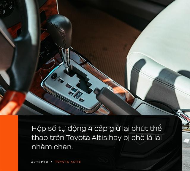 Nhà không có gì ngoài xe, 9X Hà thành chọn 'phá' Toyota Altis - Cho thùng tôn đi đu đưa lại nhận cái kết bất ngờ - Ảnh 8.