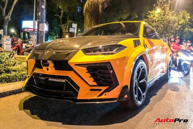 Điểm mặt những siêu xe được đại gia Việt chi tiền tỷ độ bodykit trong năm 2020 - Ảnh 3.