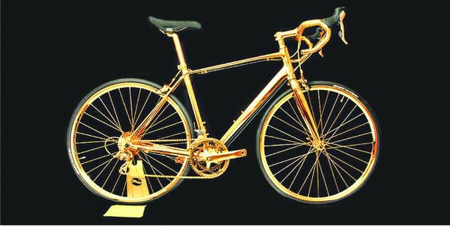 10 chiếc xe đạp có giá ngang ô tô hạng sang - Ảnh 3.